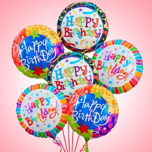 Mylar Balloons - $5.99/ea.