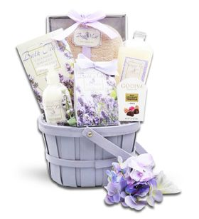 Country Lavender Spa Gift